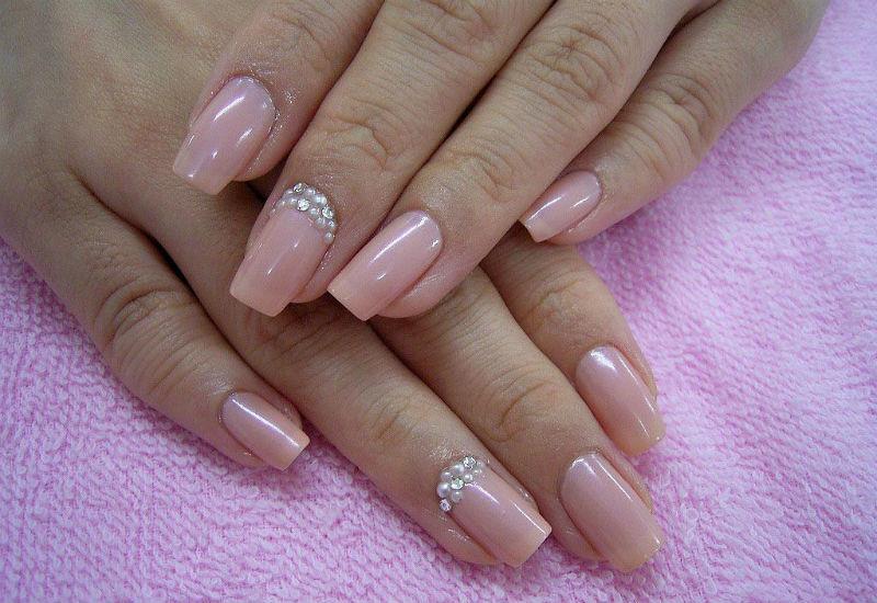 Длинные ногти. своими руками
