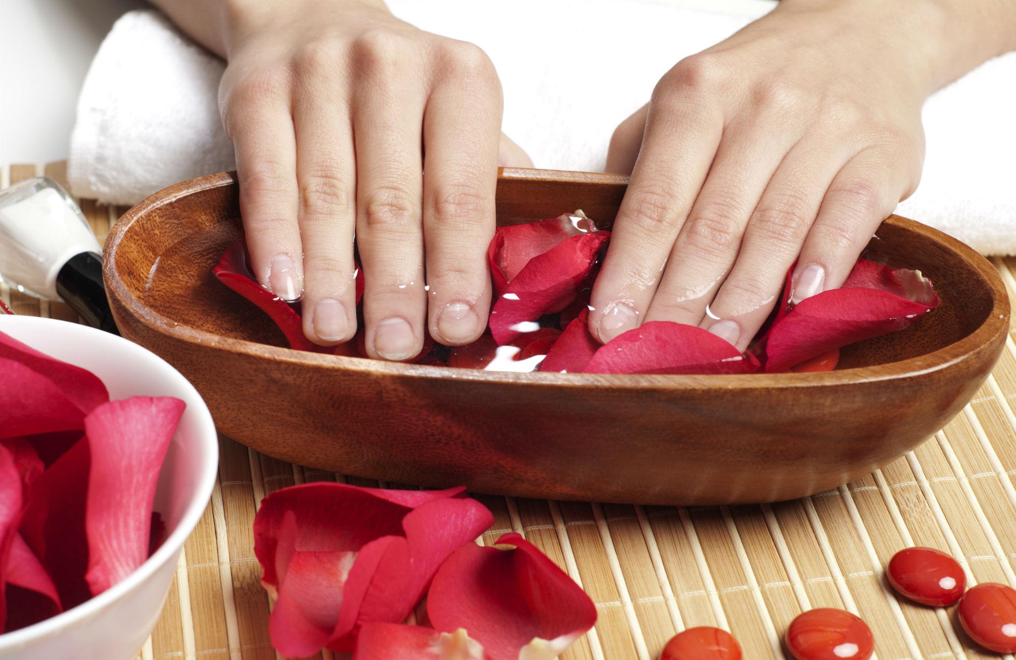 Маски для укреплении ногтей в домашних условиях для роста ногтей