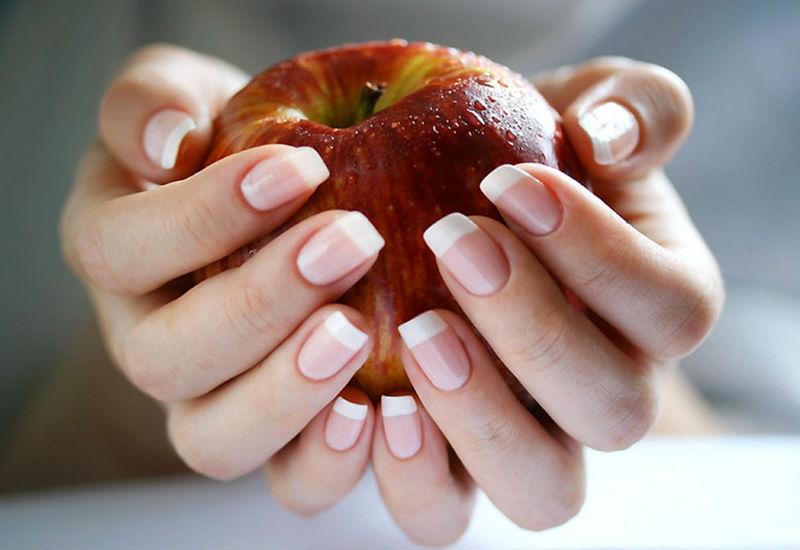 Ногти и питание