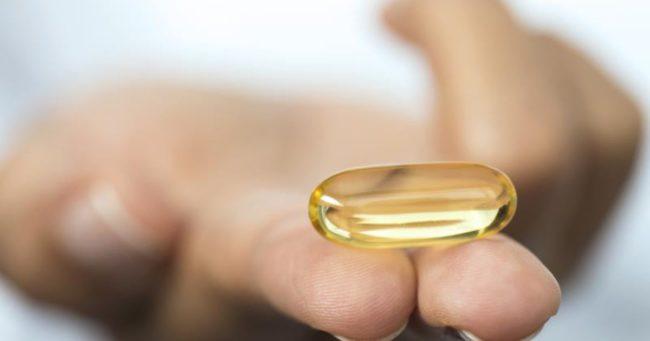 Витамины для роста ногтей.