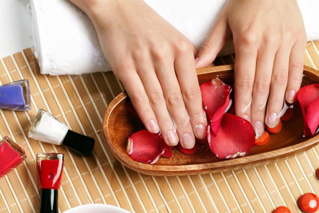 Маски для ногтями в домашних условиях 399