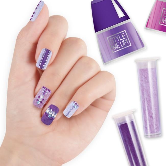 Самый модный дизайн для ногтей.
